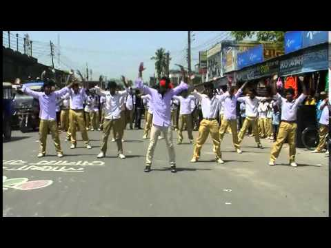 ICC World Twenty20 Bangladesh 2014 Kushtia Zlla School, Flash Mob ...