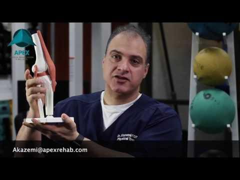 عوامل درد زانو thumbnail