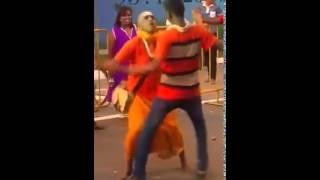 Lawyer M.Ravi street dance.