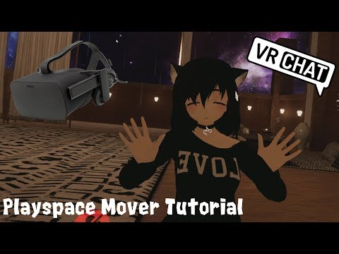 Install Playspace Mover    Oculus   SteamVR