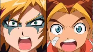 Idaten Jump Episode 43-Sho VS  Shido! Battle Of Life Or Death!