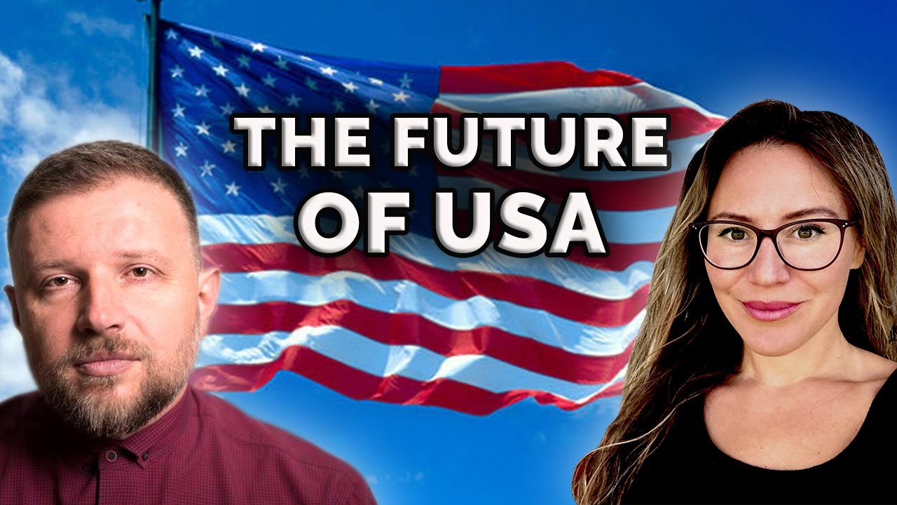 2021- 2031: The Long Term Future of USA & the World