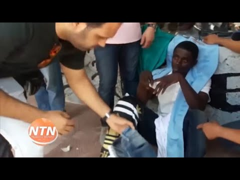 Haitian thief caught in Santiago Dominican Republic News 2018