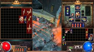 Path of Exile (a decent Diablo 2 clone) 01