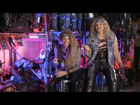 Steel Panther Guide to Groupies