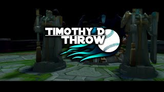 LEAGUE OF LEGENDS SONG [DEUTSCH] | TIMOTHY D – Throw | [ORIGINAL LOL-SONG]