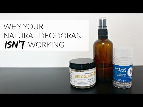 why-your-natural-deodorant-isn't-working