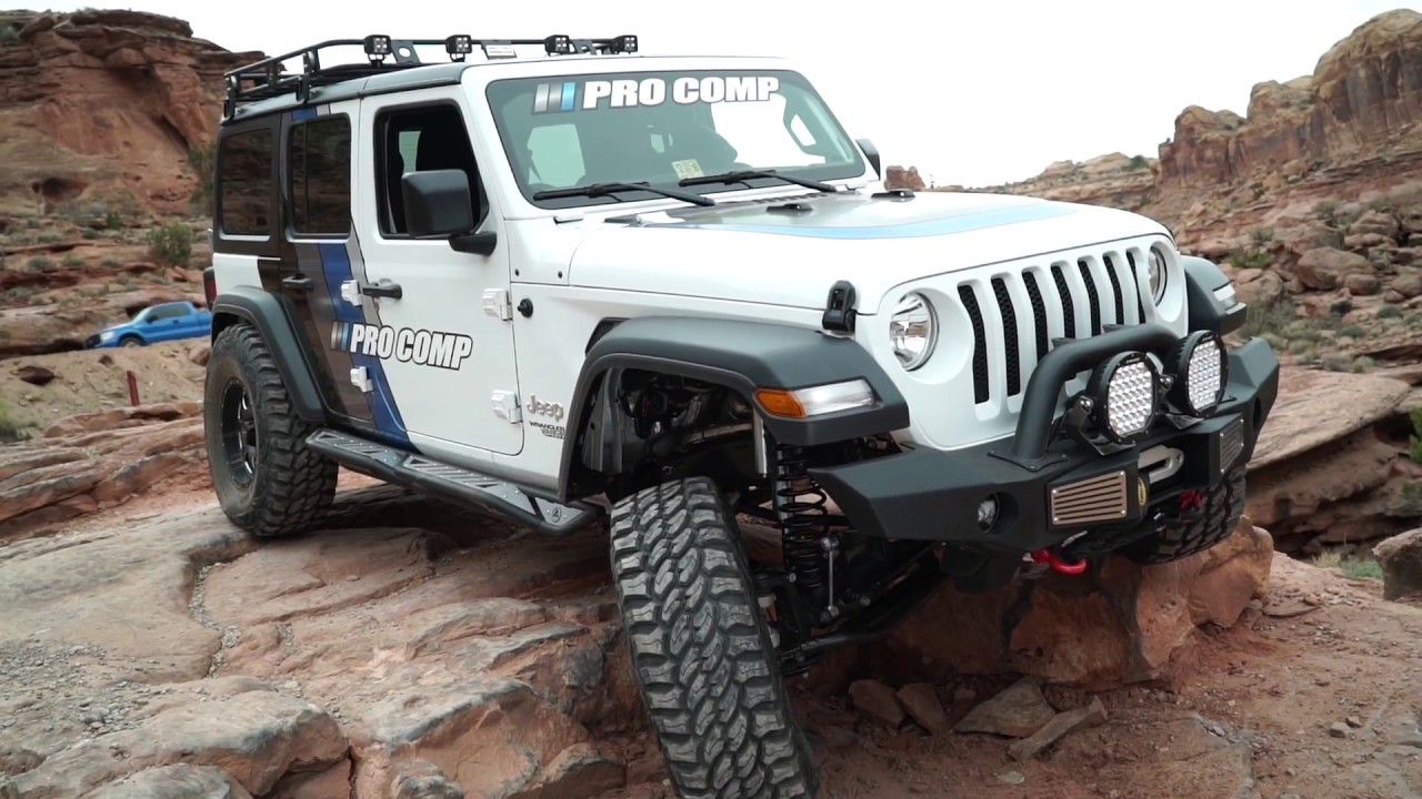NEW Pro Comp 2.5-inch Standard Kit For The Jeep® Wrangler