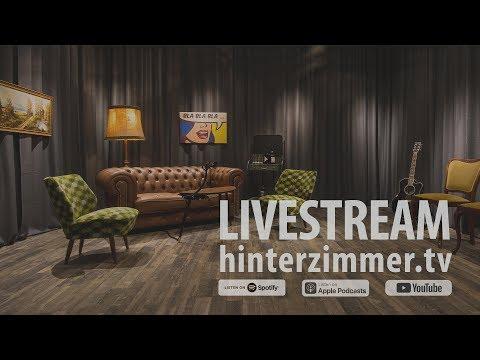 Livestream aus dem Hinterzimmer   Podcast von Flo Rudig   LIVE