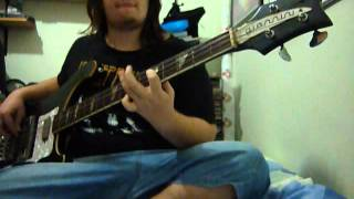 Be My Druidess - Type O Negative (Bass Cover)