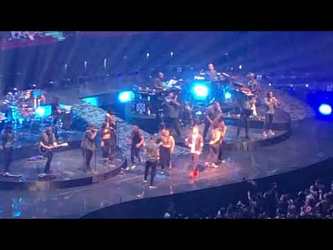 Justin Timberlake - My Love (Live @ Rogers Arena, Vancouver, BC)