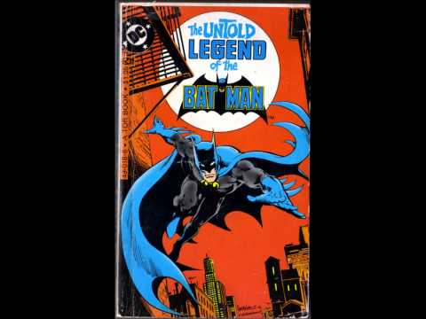 The Untold Legend of The Batman #3