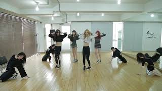 9MUSES (나인뮤지스) - Remember (기억해) | Dance Practice Mirrored (춤…