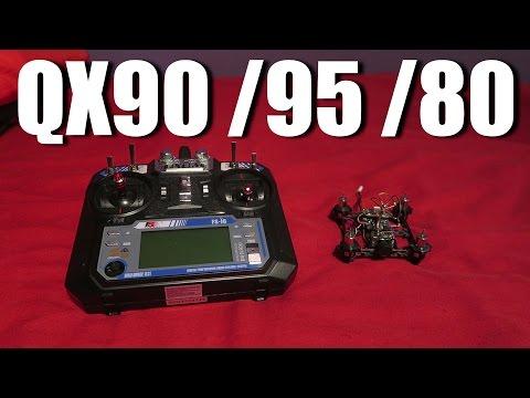 QX90 QX95 QX80 FlySky Bind