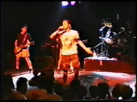 GORILLA BISCUITS [7.31.1989] Reseda, California