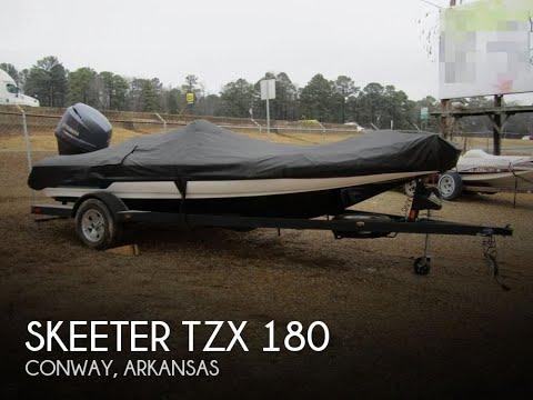 Used 2014 Skeeter TZX 180 for sale in Benton, Arkansas