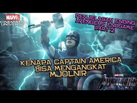 Alasan Kenapa Captain America Mampu Mengangkat Mjolnir | Part 2 | Penjelasan Ending Avengers Endgame