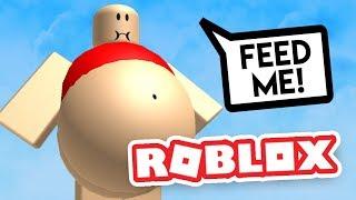 FATTEST MAN ON ROBLOX