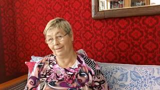 Болталка  .Внучка в гостях. Разговоры на диване  .