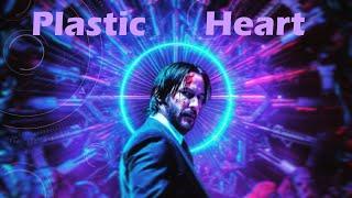 Ciscandra Nostalghia, Tyler Bates & Joel J. Richard - Plastic Heart (lyric video)