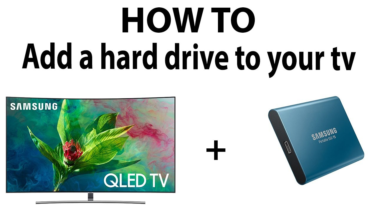 How To Add A External Hard Drive Your Tv Youtube Wd My Book 4tb Hd Hdd Desktop Hardisk Eksternal 35