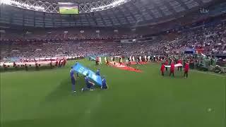 Xorvatiya 2-1 İngiltərə  Yari Final
