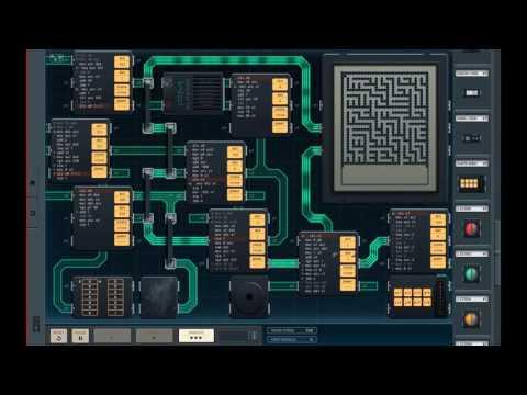 Shenzhen IO Maze Master Game |
