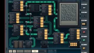 Shenzhen IO Maze Master Game