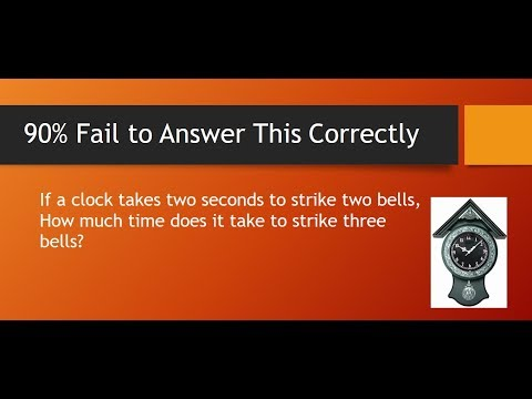 90% fail to answer: Simple Math Puzzle