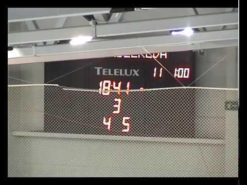 Mol Liga: Újpesti TE - SC Csíkszereda 5-6 OT, 2008.09.23, highlights