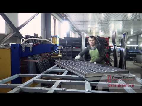 Производство стальных дверей Гранит - г. Йошкар Ола