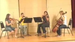 Hank Vlogs (and a String Quartet)