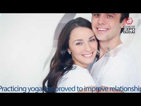 Fitnes Expo Dubai Yoga Health Tips