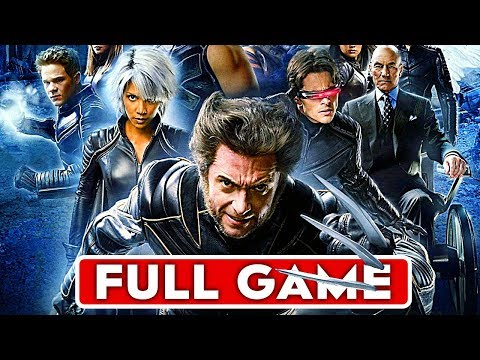 X-MEN THE OFFICIAL GAME Gameplay Walkthrough Part 1 FULL GAME [1080p HD 60FPS] - No Commentary
