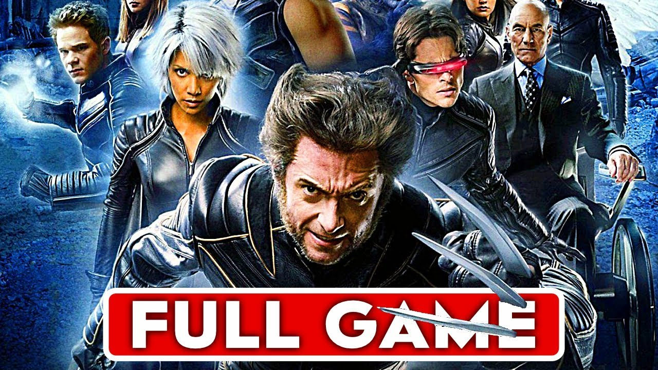 X-MEN THE OFFICIAL GAME Gameplay Walkthrough Part 1 FULL GAME [1080p HD 60FPS] – No Commentary