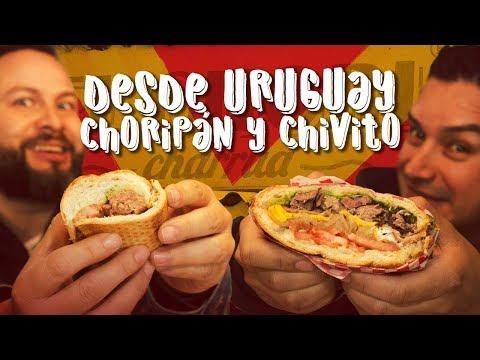Vía a La Calera: Choripan y Chivito | Restaurante El Chori Charrúa| Los Insaciables