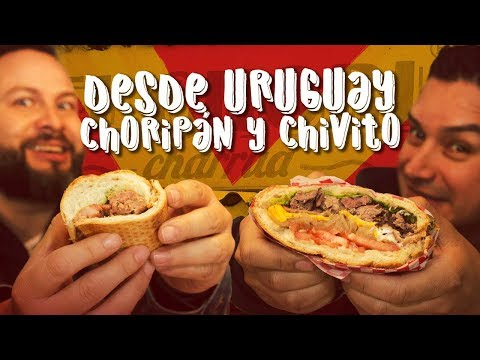 Chori Charrúa (Vía la Calera)