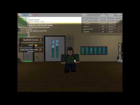 Roblox Zoo Tycoon Codes Youtube