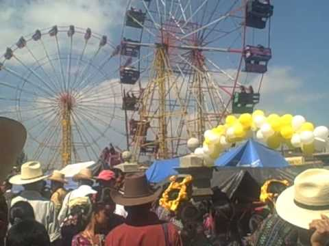 SAN MARTIN FIESTA VIDEO, Guatemala 2008 Travel Video