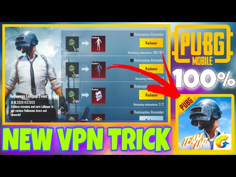 😱NEW VPN TRICK FREE FOOL SET AND MUMMY SET IN PUBG MOBILE NEW VPN TRICK IN PUBG MOBILE 2020