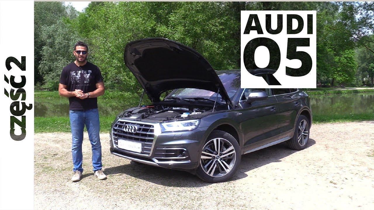 Audi Q5 2.0 TFSI 252 KM, 2017 – techniczna część testu #337