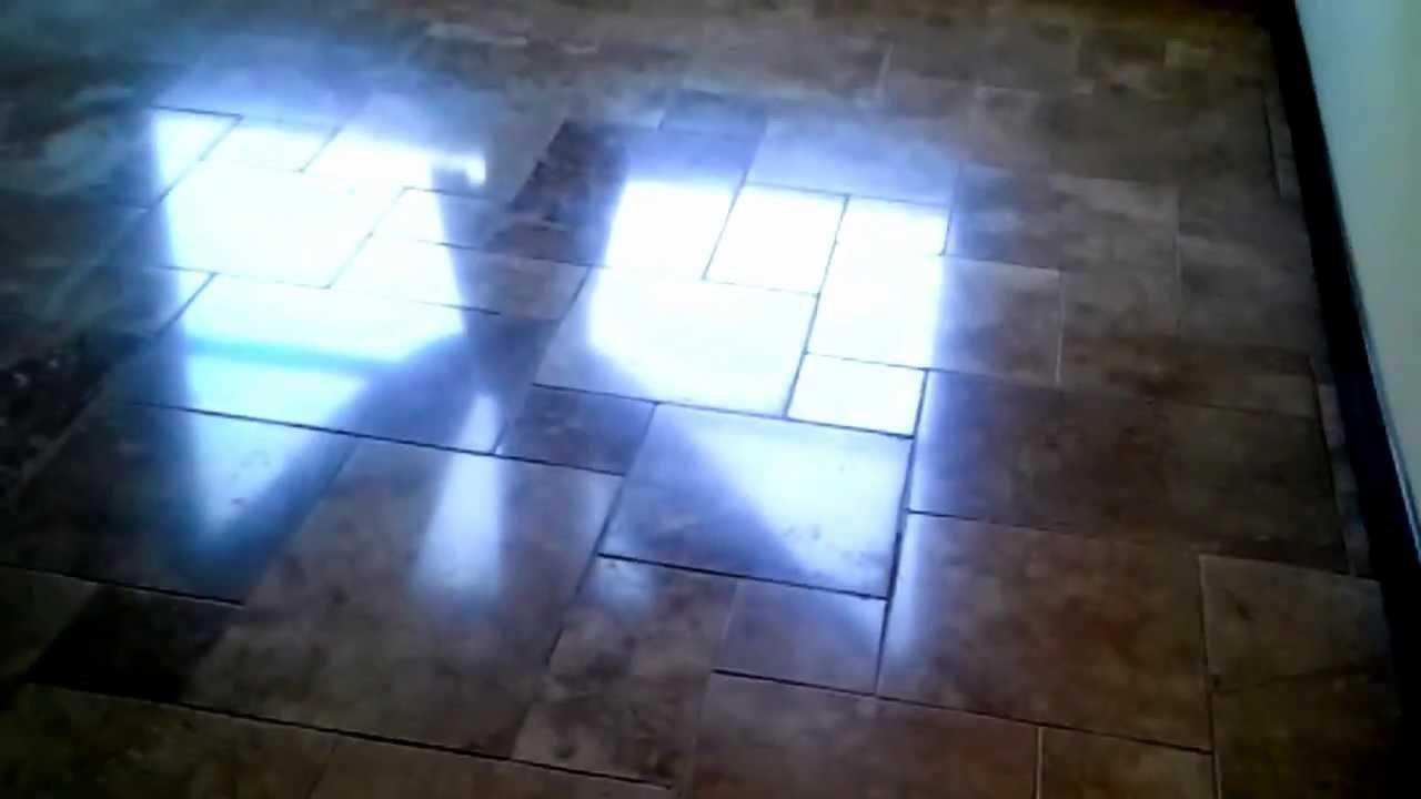 Stripping Travertine Floor Lakeway | www.TileCleaningAustin.com ...