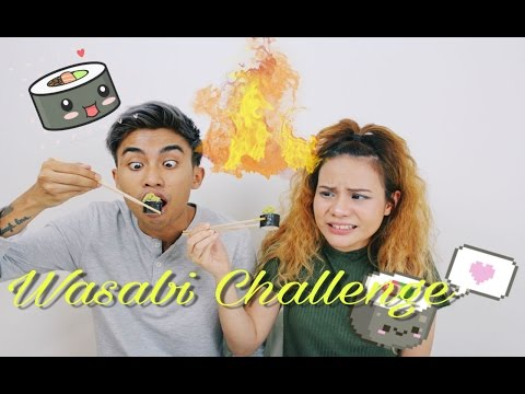 WASABI CHALLENGE!!