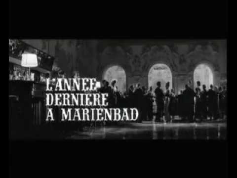 Last Year at Marienbad / L'année dernière à Marienbad (1960) - Trailer