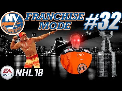 "NHL 18 Franchise Mode - New York Islanders #32 ""Will We Ever Lose?"""