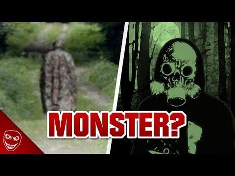 Das Gruselige Mysterium Der Gas Masken Kreatur Aus Der Schweiz! Le Loyon!