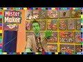 Make... Alien Eyes in 60 Seconds! | Mister Maker