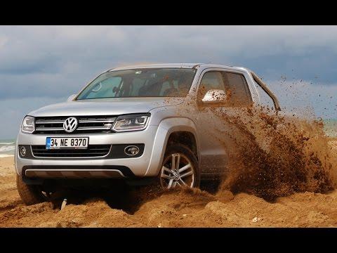 VW Amarok'u Offroad Şampiyonu Ile Test Ettik