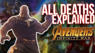 Everyone Who Died in Avengers: Infinity War Explained! (Spoilers)