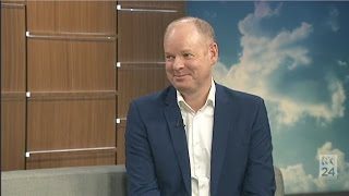 Hard Quiz: Tom Gleeson on News Breakfast